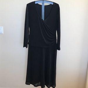 Plus Size Karen Kane MIDI Dress